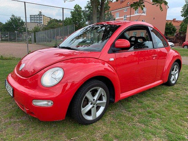 Volkswagen New Beetle 2.0 Comfort 115hk