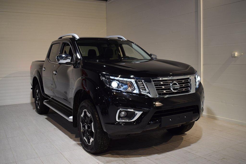 Nissan Navara Tekna Aut Företagsleasing leverans Q1 2021