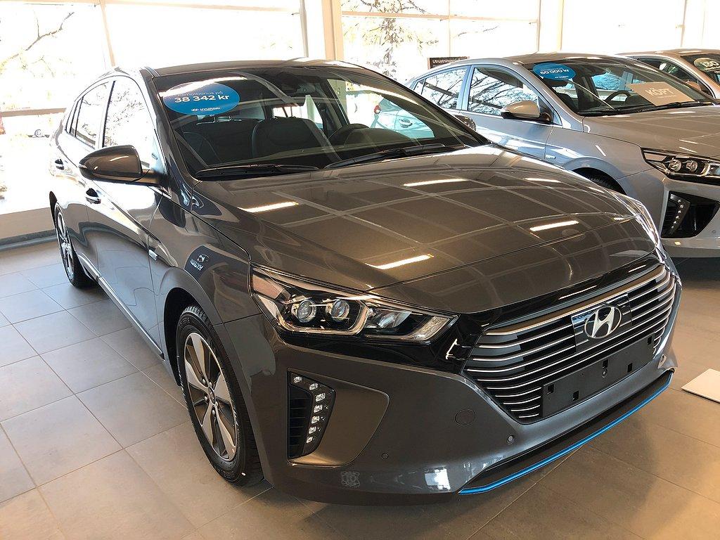 Hyundai IONIQ Plug-in 1.6 + 8.9 kWh Premium plus 164hk