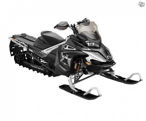 """Lynx Xterrain 3900 850 E-tec AR ES """" DEMO """""""