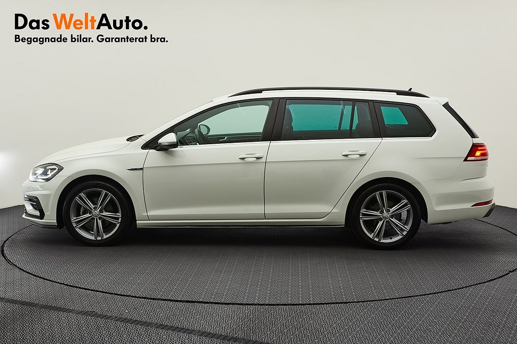 Volkswagen Golf Sportscombi SC TSI 150 R-Line/Plus/P-värmare