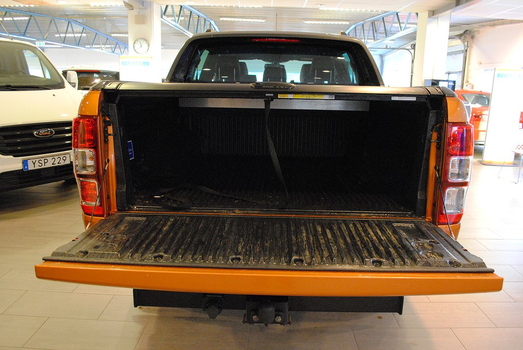 Ford Ranger Wildtrak 3.2 TDCi 200hk Aut DC