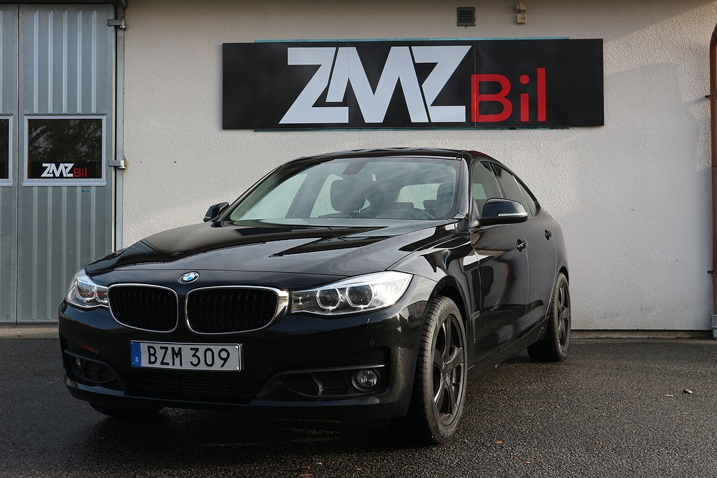 BMW 318 d Gran Turismo Steptronic Automat 143hk