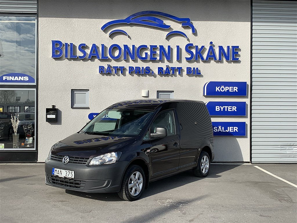 Volkswagen Caddy Panel Van 1.2 TSI (86hk) Drag
