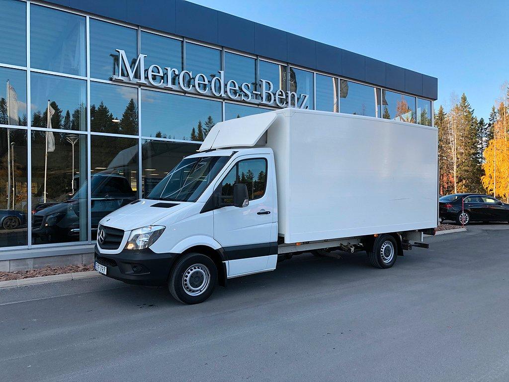 Mercedes-Benz Sprinter 316 BlueTEC Chassi, V-hjul