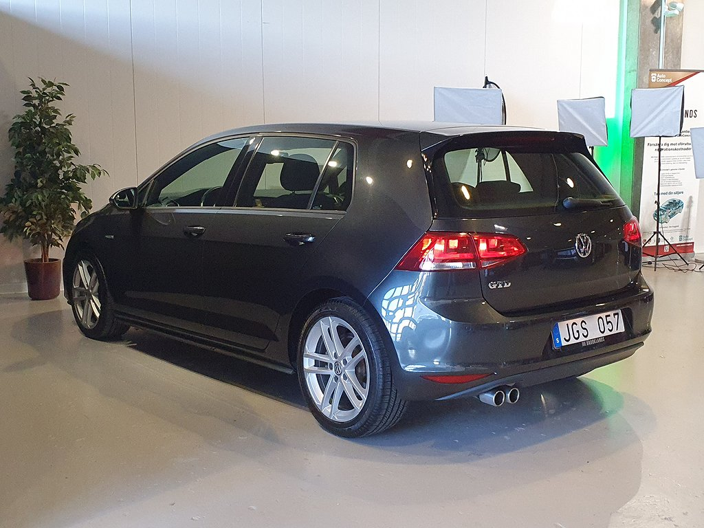 Volkswagen Golf GTD 2.0 TDI Euro 6 184hk