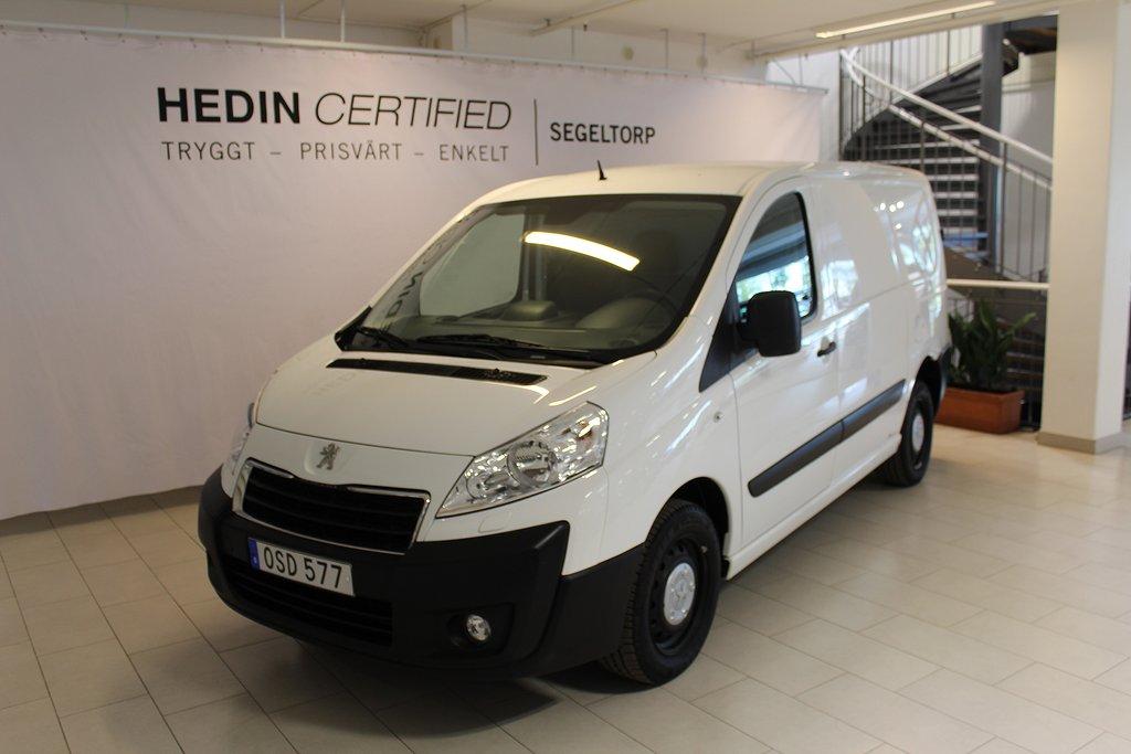 Peugeot Expert 1.6 HDI Skåp 90hk S+V-hjul