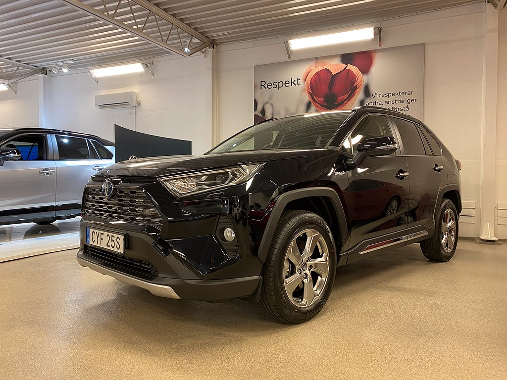 Toyota RAV4 2,5 Elhybrid AWD Executive JBL