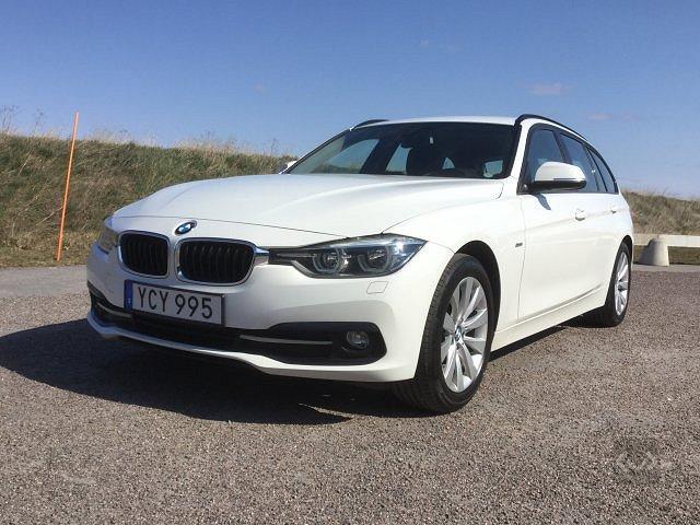 BMW 320 d Touring. F31 (190hk)