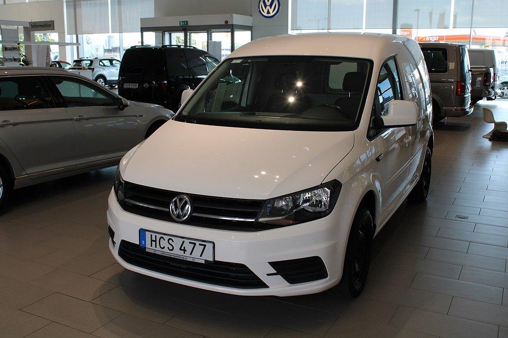 Volkswagen Caddy Skåp EU5 TDI 102HK
