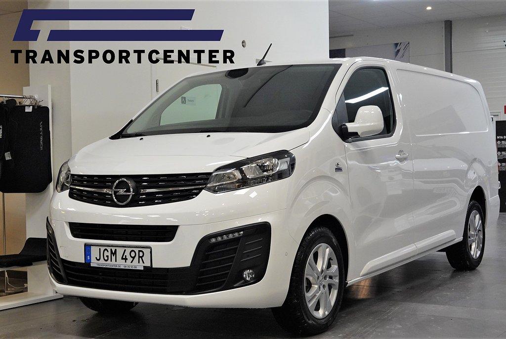 Opel Vivaro L3H1 Premium 180hk Aut omg leverans