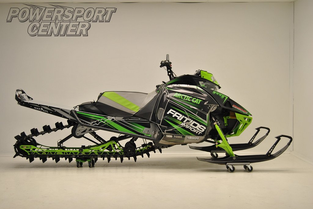 Arctic Cat M8000 HARDCORE