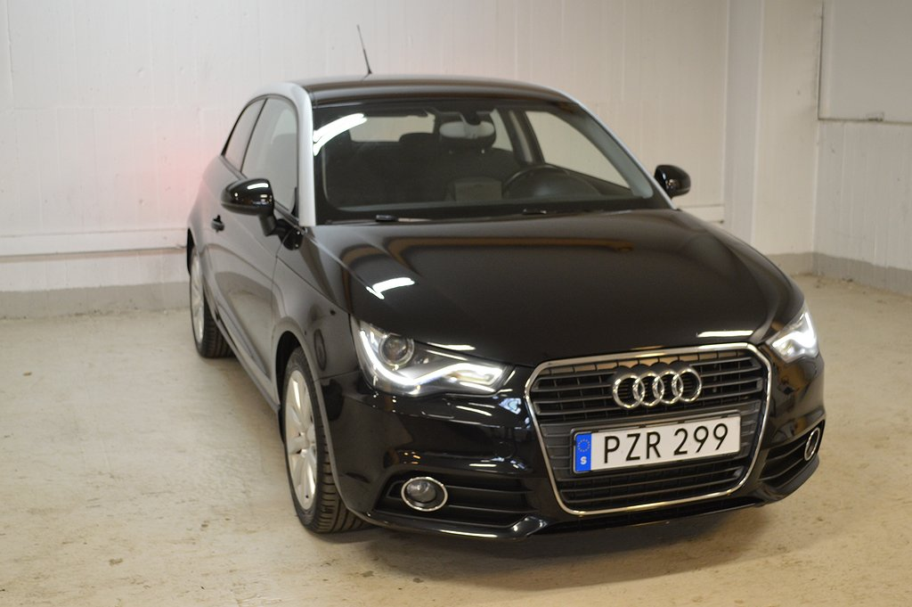 Audi A1 1.2 TFSI Sport/Xenon/Teknikpaket