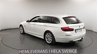 BMW 520d xDrive Touring, F11 (184hk)