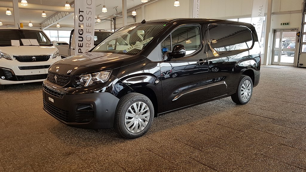 Peugeot Nya Partner PRO+ L2 1.5 BlueHDi Euro 6 102hk