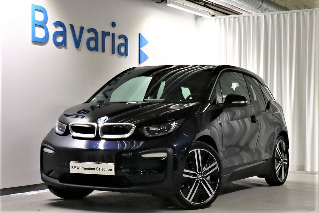 BMW i3 120 Ah Charged Plus pkt