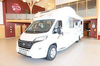 Husbil-halvintegrerad Kabe Travel Master 780 LGB