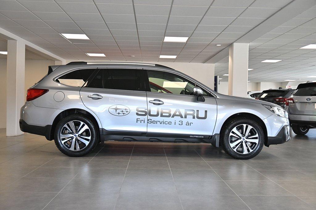 Subaru Outback ACTIVE 2.5 (175hk) / DEMOBIL