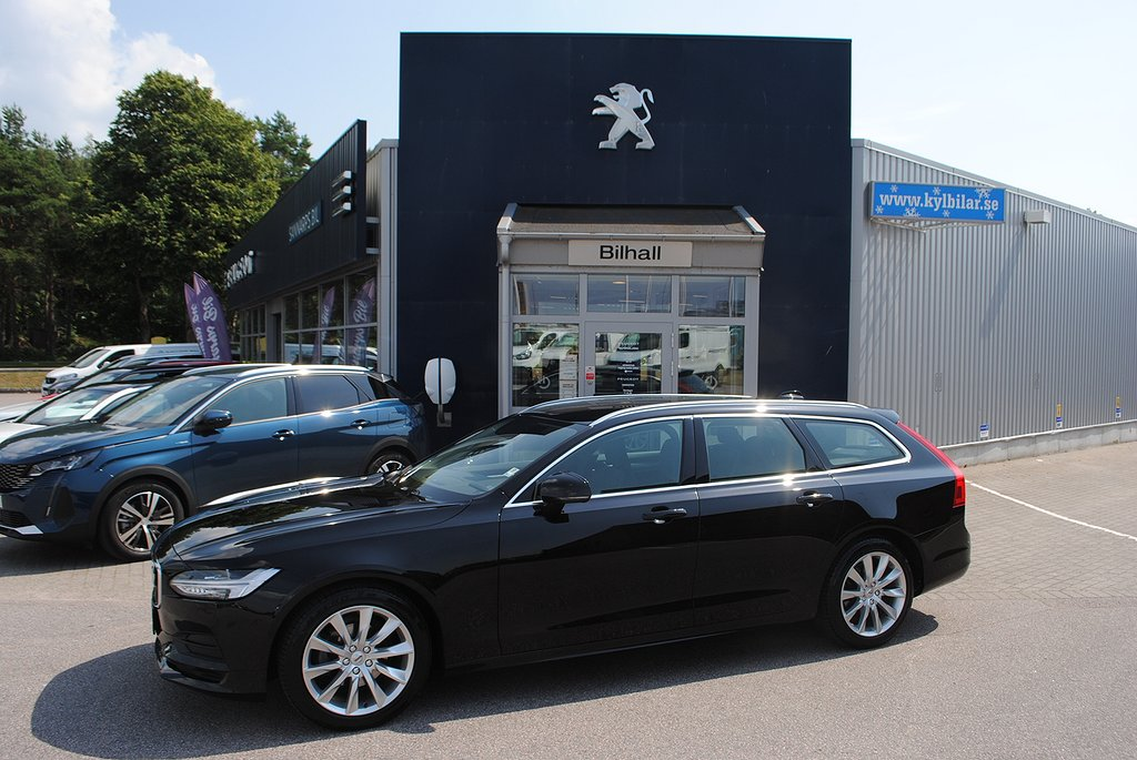 Volvo V90 D4 Geartronic Momentum, Advanced Edition 190hk