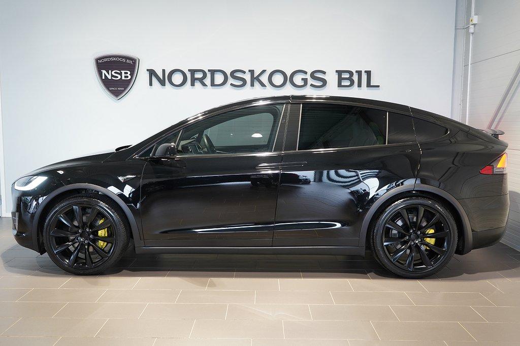 Tesla Model X 100D Total Självkörning | Svensksåld
