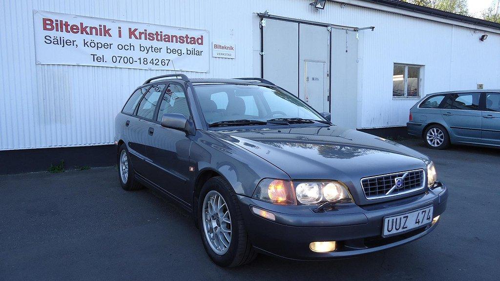 Volvo V40 2.0T 163hk,Ny Bes,,Drag,0kr Ränta