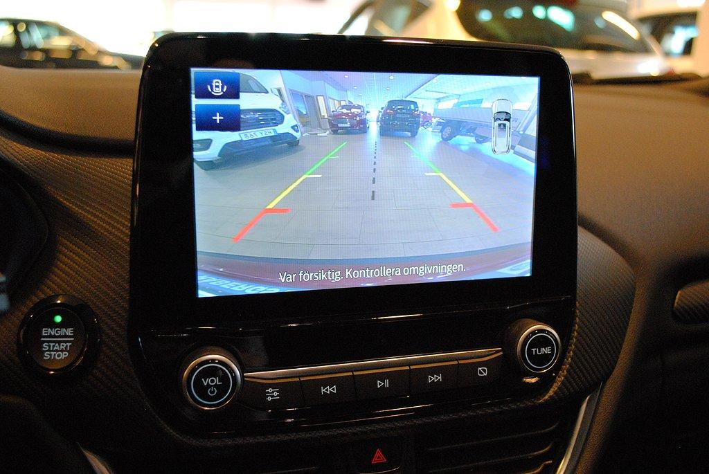 Ford Puma ST Line X 1.0T EcoBoost 125hk