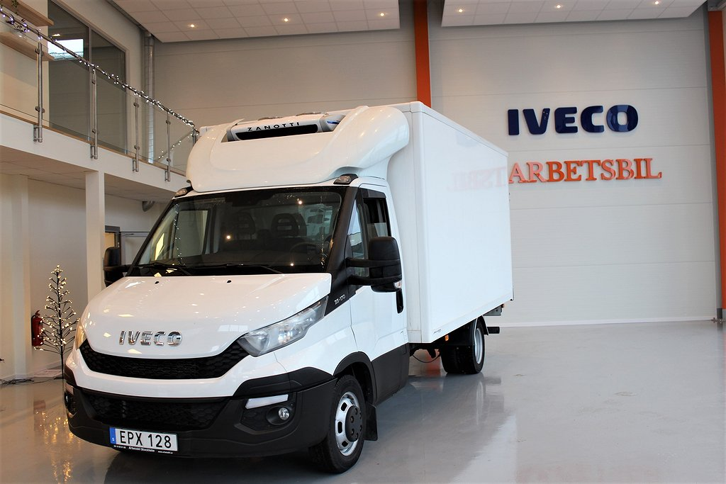 Iveco Daily 35C17H / KYL BIL / 170HK EURO 6