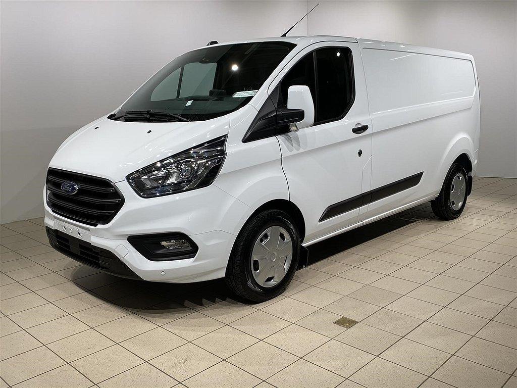 Ford Transit Custom Skåp Trend 300l2 2.0l 130hk 6AT FWD