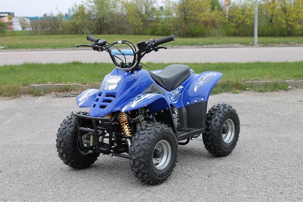ATV 70cc Loncin Barnfyrhjuling Blå