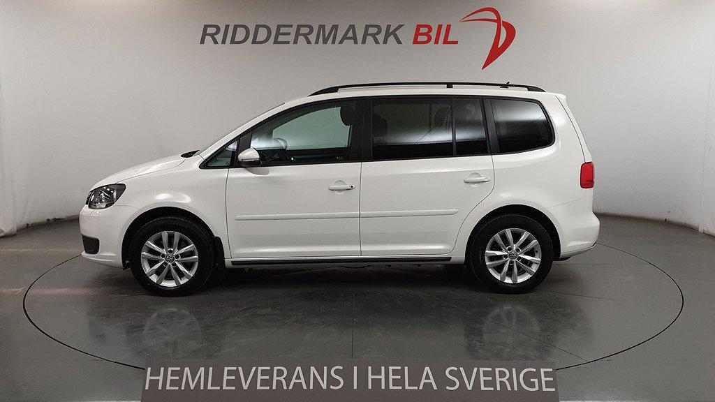VW Touran 1.4 TGI EcoFuel (150hk)
