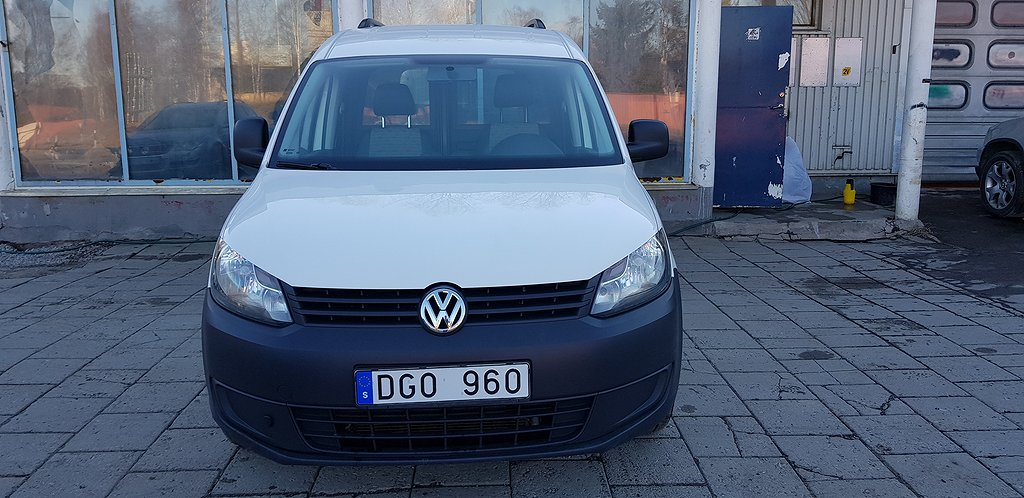 Volkswagen Caddy Maxi 1.6 TDI Vinter 102hk
