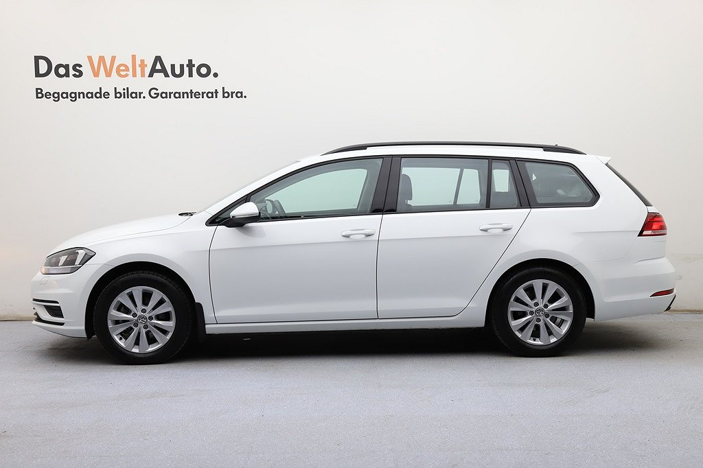 Volkswagen Golf Sportscombi TDI115 DSG Drag