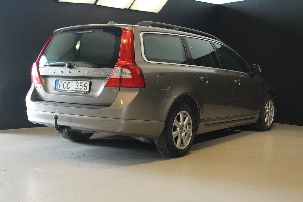 Volvo V70 2.4D Momentum 175hk