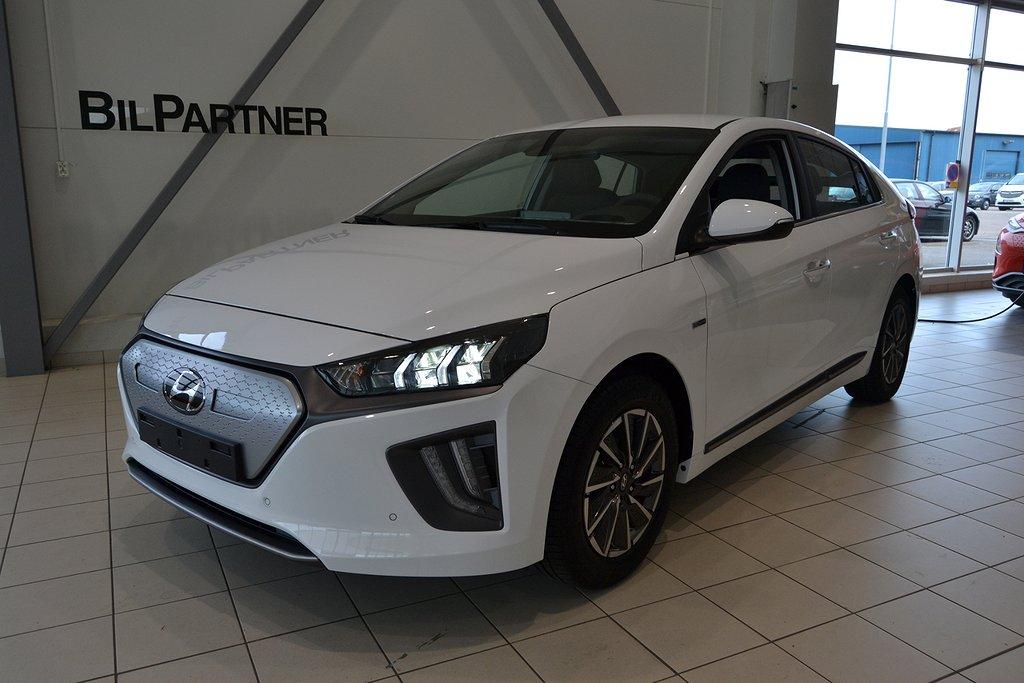 "Hyundai IONIQ Electric PREMIUM 38.3 kWh ""PASSA PÅ""  136hk"