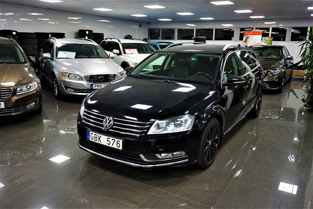 Volkswagen Passat Variant 2.0 TDI Premium, Sport