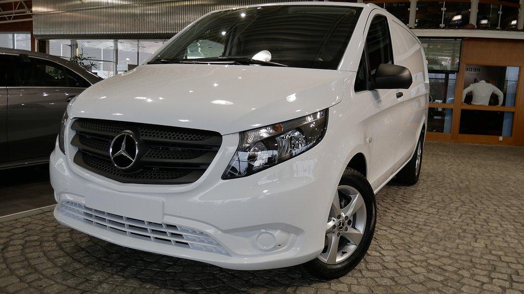 Mercedes-Benz Vito 116 CDI SKÅP LÅNG DEMO