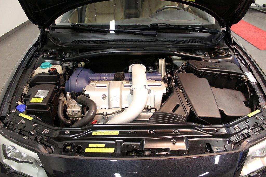 Volvo S60, R AWD Automat R-Line 300hk