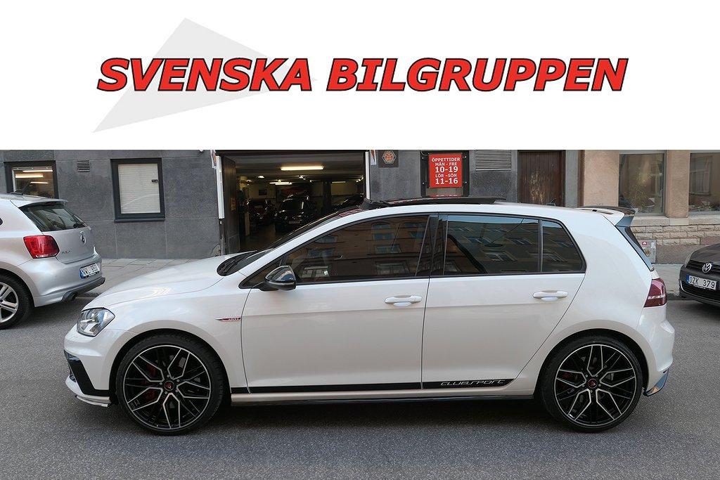 Volkswagen Golf GTI Clubsport 2.0 TSI Glastak Dynaudio