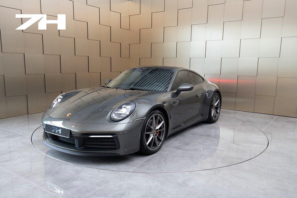 Porsche 992 911 Carrera S / Svensksåld / Glastak /  BOSE® /