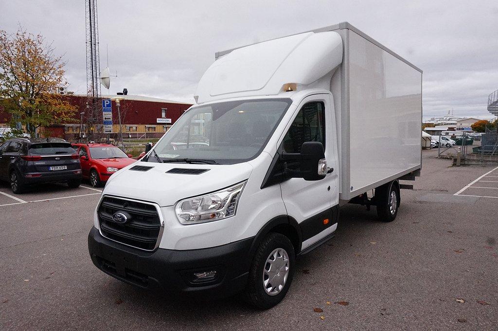 Ford Transit 170HK AUT VOLYMSKÅP L4