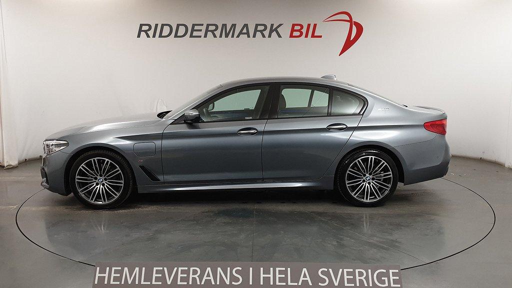 BMW 530e iPerformance Sedan, G30 (252hk)