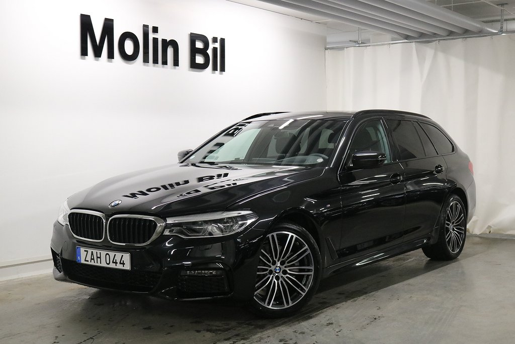 BMW 520 d xDrive Touring / Innovation / Drag