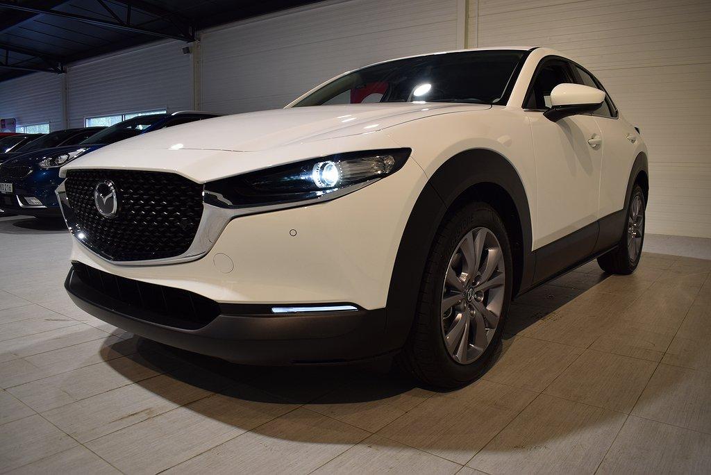 Mazda CX-30 SKY 150hk Aut KAMPANJRÄNTA 1,99% 2021