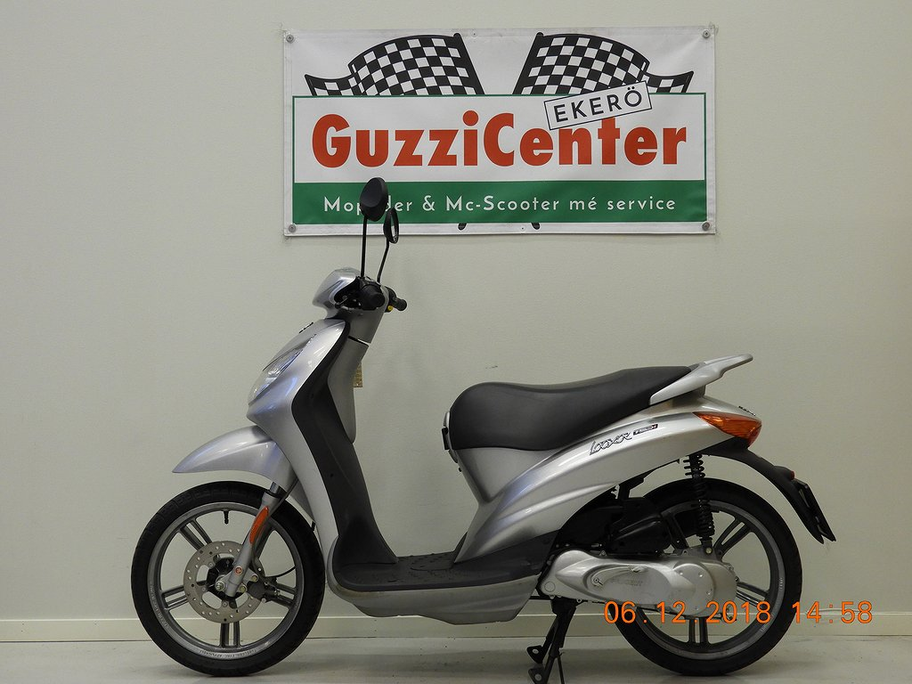 Peugeot Looxor ie EU-moped OmbyggnadsREA