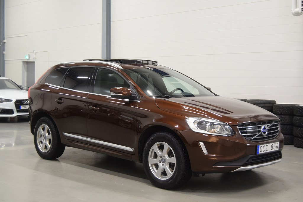 Volvo XC60 D4 AWD Summum BE PRO / Panorama