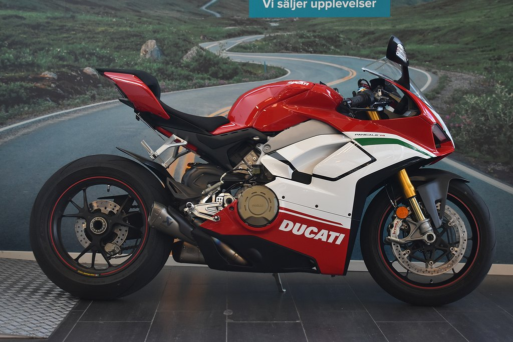 Ducati PANIGALE V4 SPECIALE   NYSERVAD