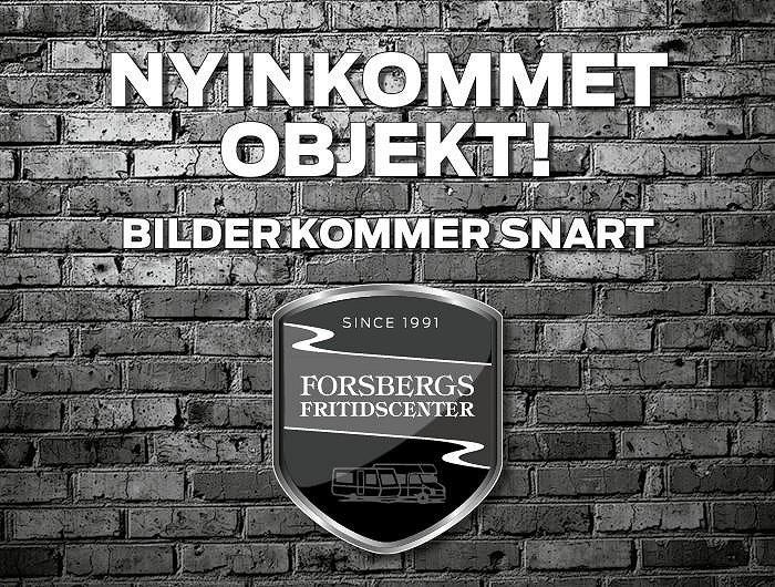 """Hobby Optima De Luxe T 75 HGE """"Forsberg Edt."""" / Automat / 4400kg / Tak"""