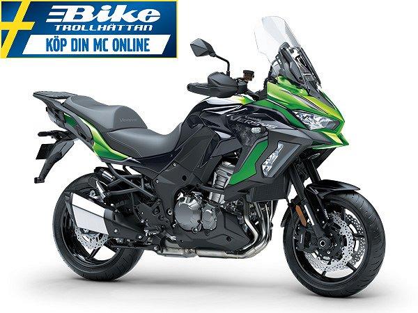 Kawasaki VERSYS 1000 S 2021 NYHET!