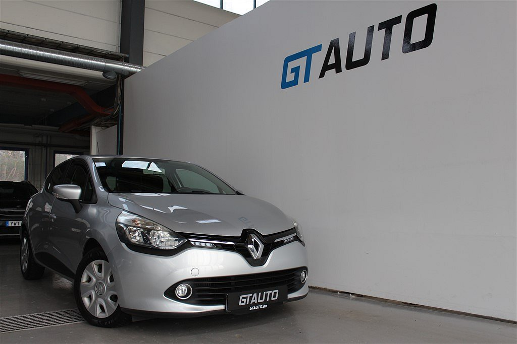 Renault Clio IV ENERGY dCi 90hk EXPRESSION