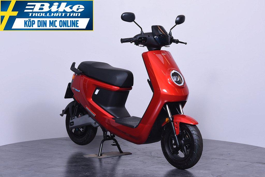 NIU M+ Sport El-moped 45km/h